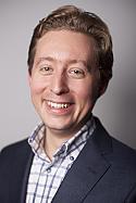 fractievoorzitter Jurgen van der Sloot